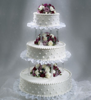 Modern Wedding Cake Structures